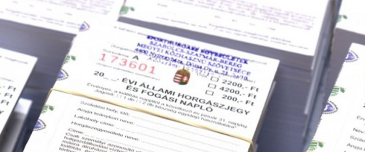 A fogási naplóra vonatkozó szabályok összefoglalója